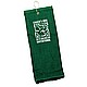 Deluxe Turking Tri Fold Golf Towel